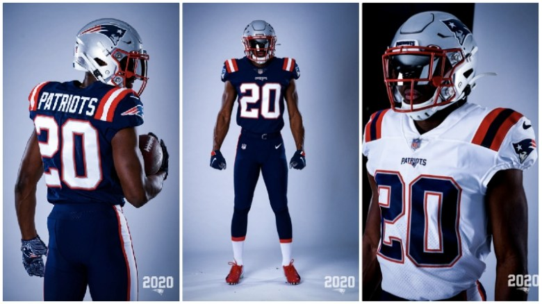 New England Patriots unveil new uniforms | WPRI.com