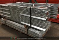 Galvanized Pallet Rack