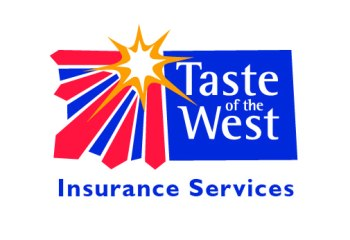 Taste of the West Insurance Services Logo