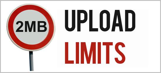 file-size-upload-limit