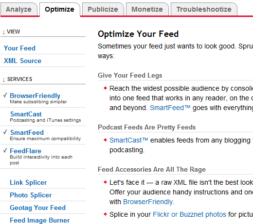 feeburner-optimize