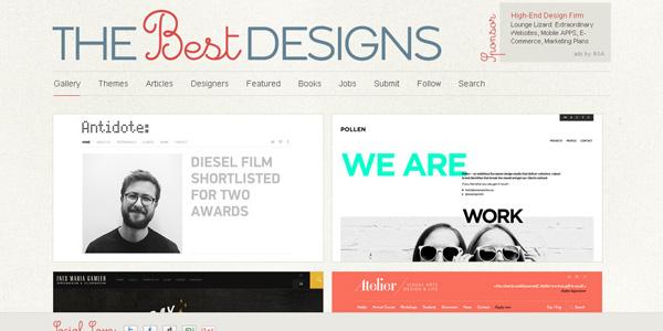 best designs gallery