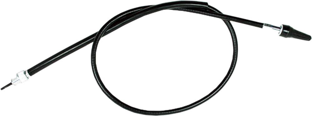 Motion Pro Black Vinyl Speedometer Cable for Yamaha XS400S