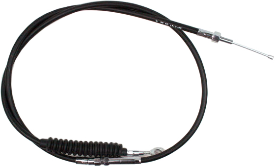 Black Vinyl Clutch LW Cable Harley H-D XLH883D Sportster