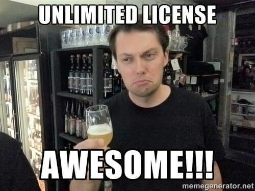 wordpress lifetime licenses