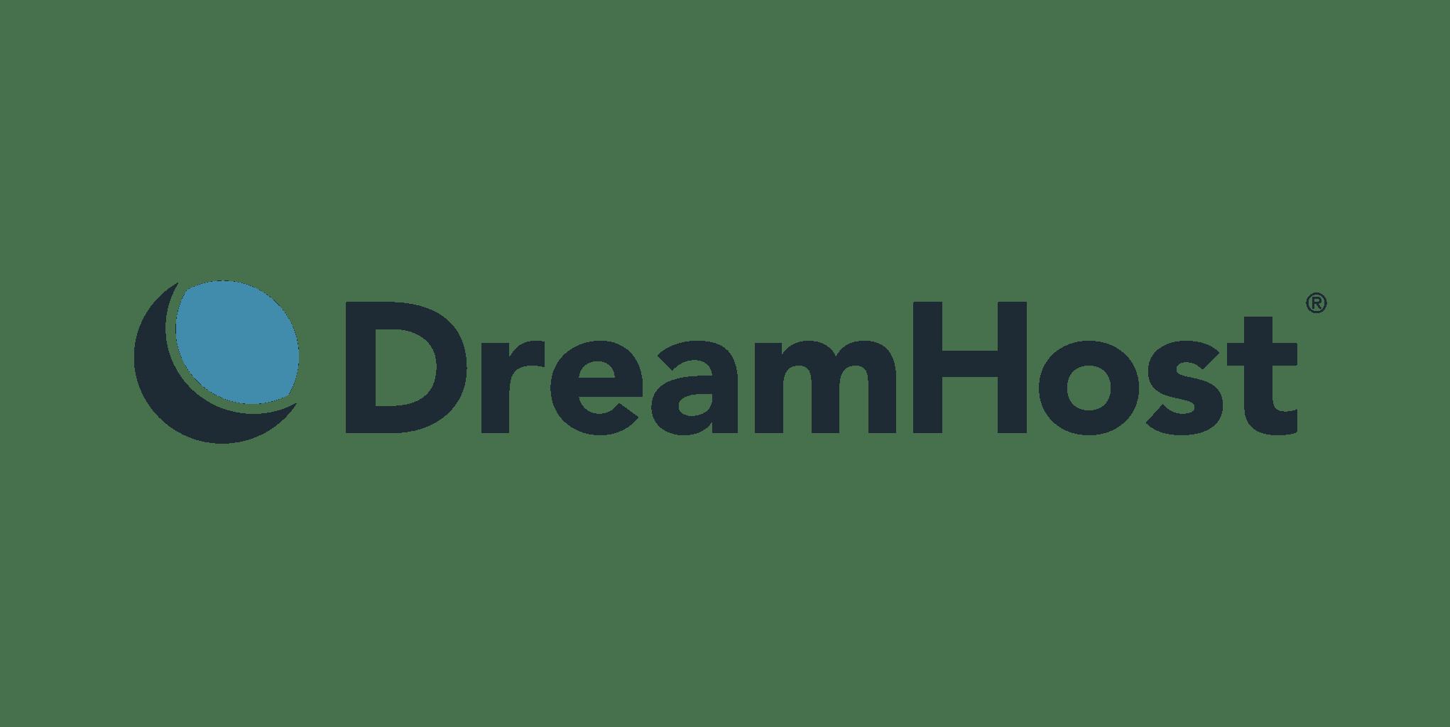 dh logo leo - DreamHost Discount