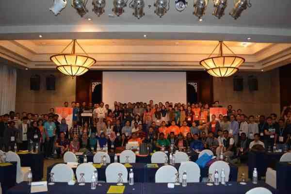 WordCamp Kuala Lumpur 2017 participants