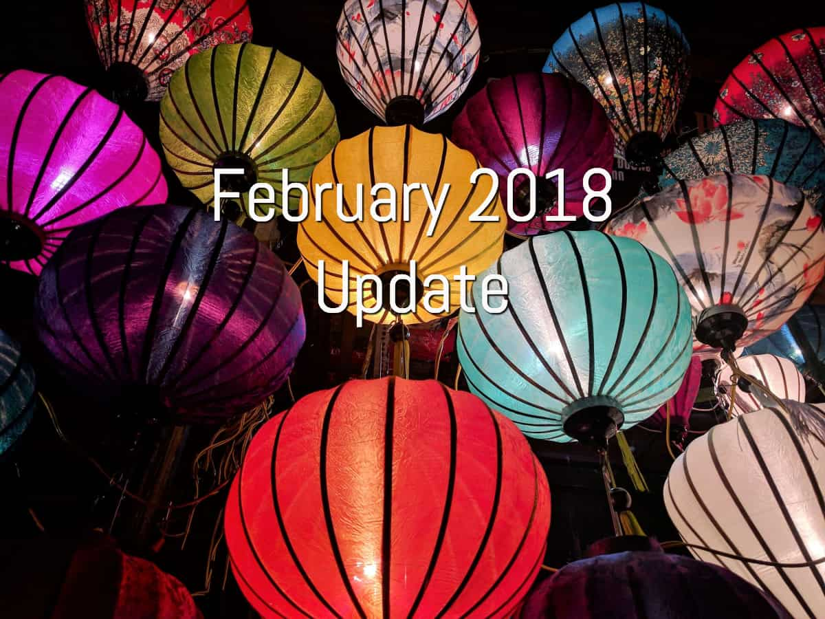 February 2018 Update: Social Media Tools & others