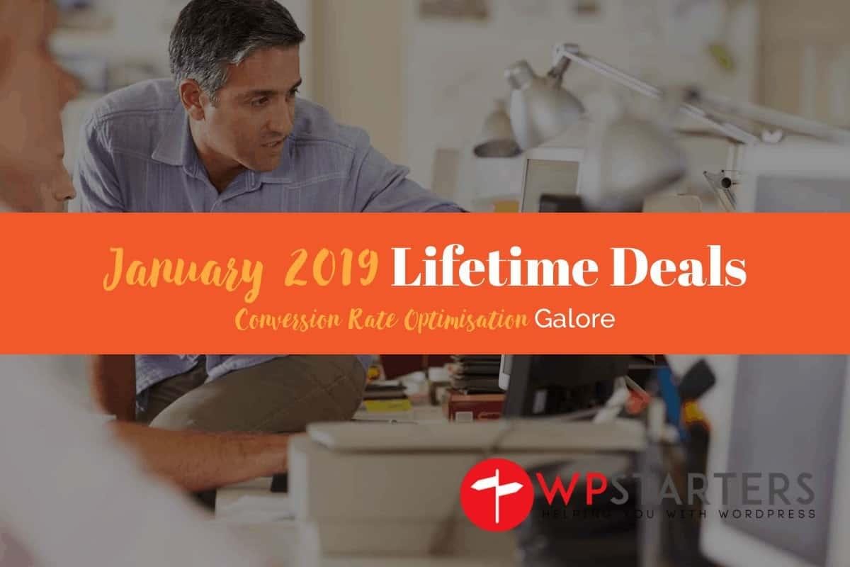 Best January 2019 Lifetime Deals