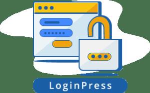 loginpress logo - LoginPress Review: Turbocharged WordPress Login
