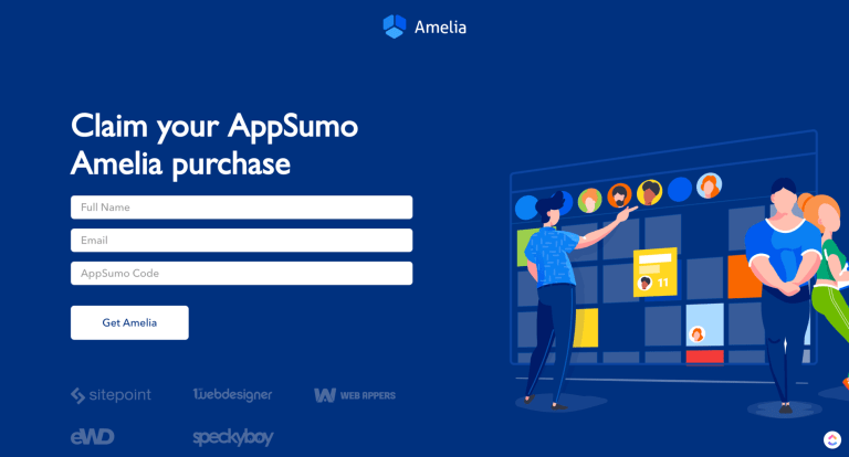 Is Amelia Booking coming to AppSumo on a lifetime deal?