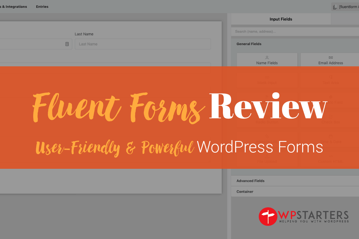 Fluent Forms Review: Powerful Forms Made Right