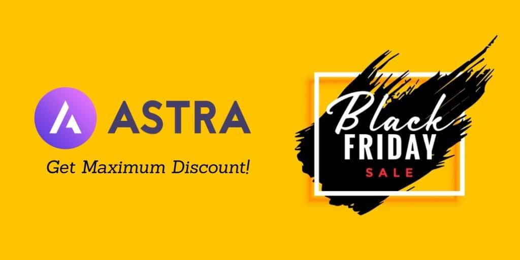 Astra Agency Bundle Black Friday Sale