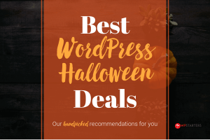 Best WordPress Halloween Deals