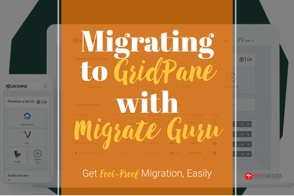 Guide: Migrating to GridPane with Migrate Guru