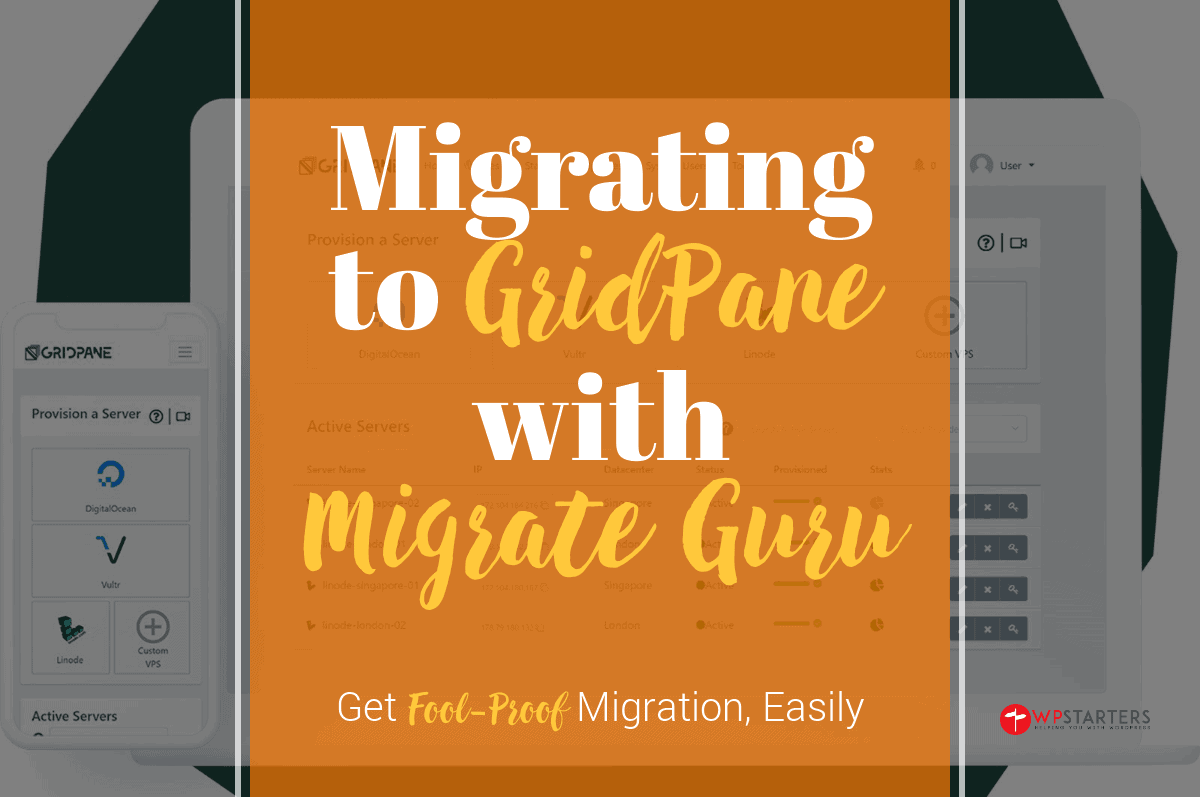 Migrating to GridPane with Migrate Guru
