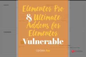 elementor pro 2.9.3 exploit - AppSumo Last Call May 2020