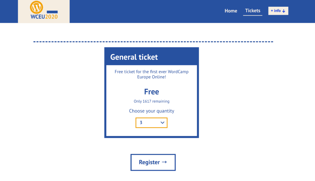 WordCamp Europe 2020 Moved Online, Tickets Now Free