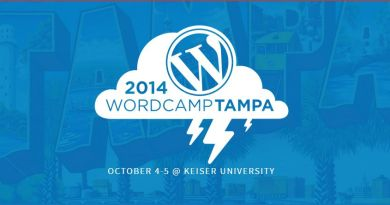 WordCamp Tampa 2014