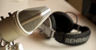 My Podcast Set 1 by Patrick Breitenbach, found on Flickr