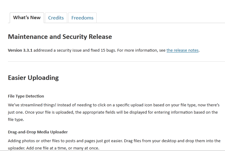 WordPress 3 3 1 Fixes Security Exploit – WordPress Tavern