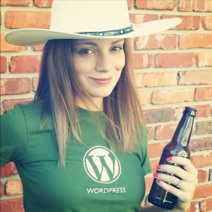 EXCLUSIVE: Sarah Gooding Moves To The WordPress Tavern