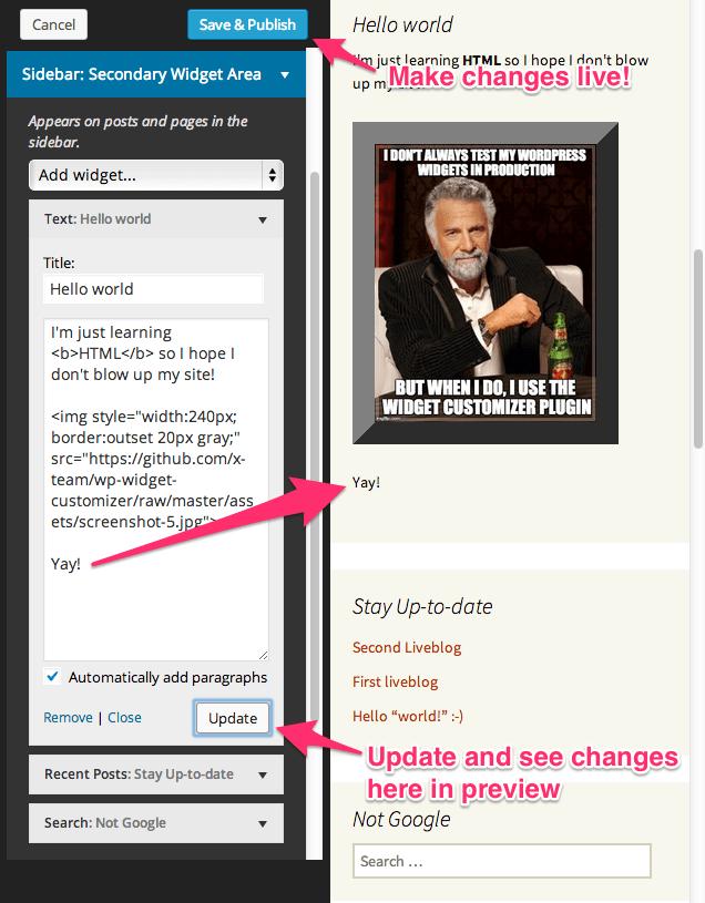 widgets-in-customizer