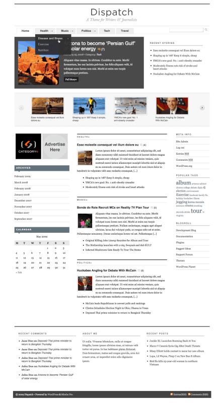 dispatch-wordpress-theme