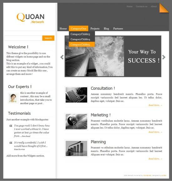 quoan-wordpress-theme