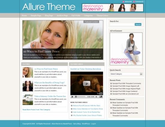 StudioPress-Allure-Magazine-Theme-Reduced