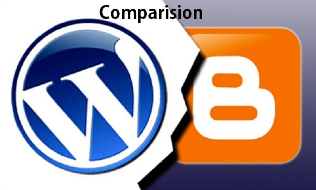 2 Points on WordPress vs Blogger