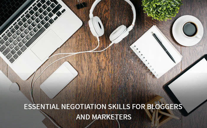 Essential skills of Bloggers