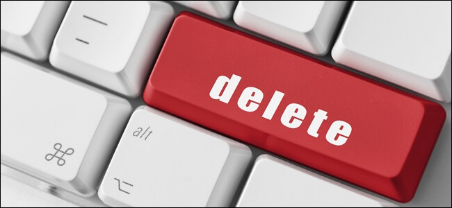 completely delete a WordPress blog