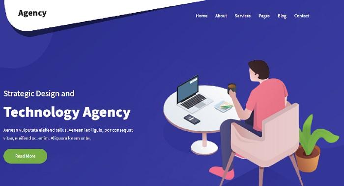 Ele Agency Lite