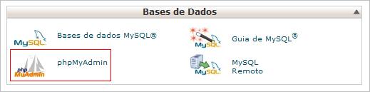Repor Base de Dados