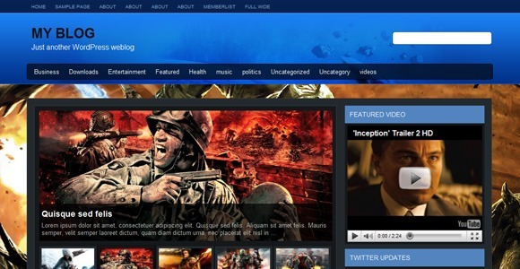 Stargaze WordPress Themes