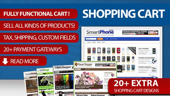 Shopping Cart for WordPress