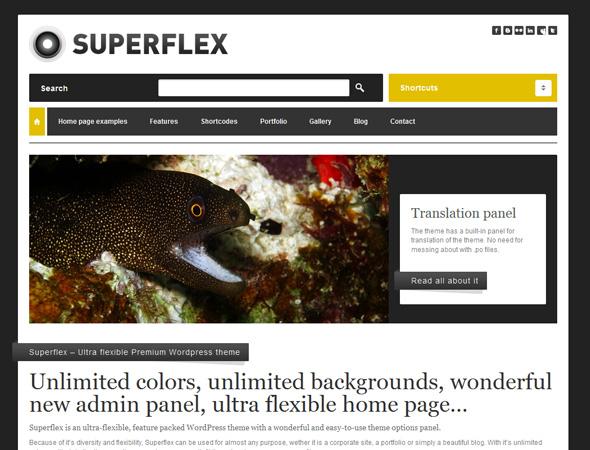 SUPERFLEX - Ultra flexible / unlimited colors