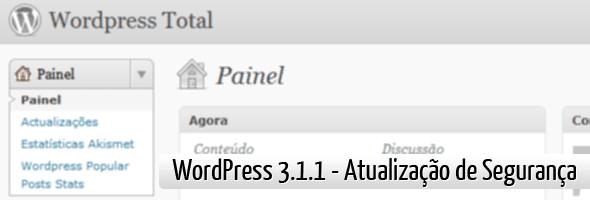 WordPress 3.1.1