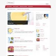 Delicacy Wordpress Theme