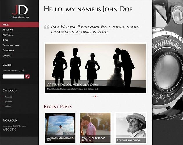 O'Folio - WordPress Responsive Portfolio