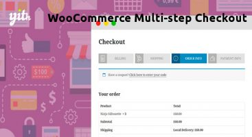 YITH_WooCommerce Multi-step Checkout