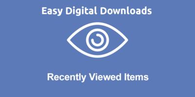 EDD_recently-viewed-items