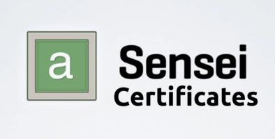 sensei-certificates