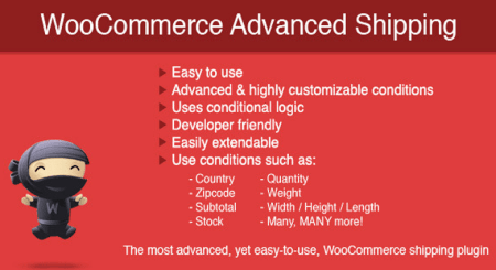 Woocommerce Advanced Shipping