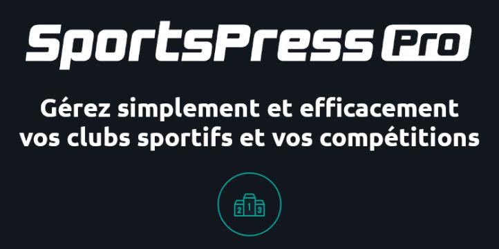 Sportspress Pro
