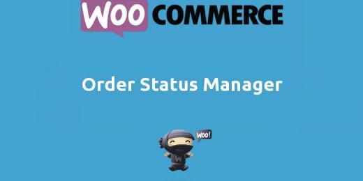 Woocommerce Order Statut Manager