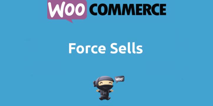 Woocommerce Force Sells
