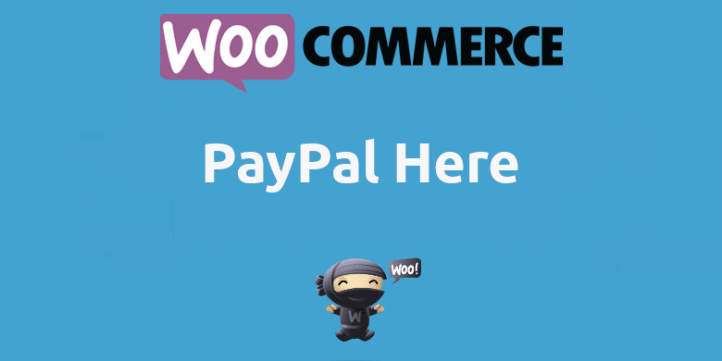 woocommerce paypal here