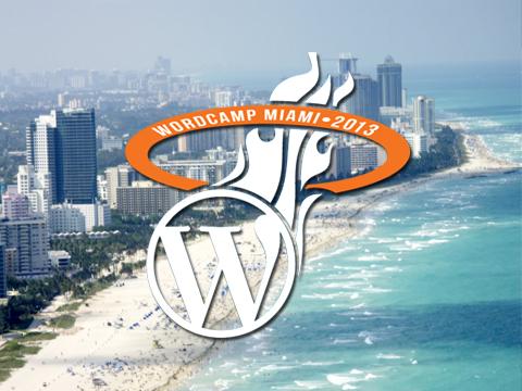 wpwatercooler wordcamp miami